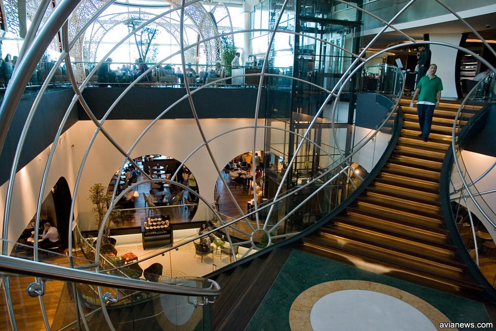 Бизнес-зал Lounge Istanbul в аэропорту Ататюрка