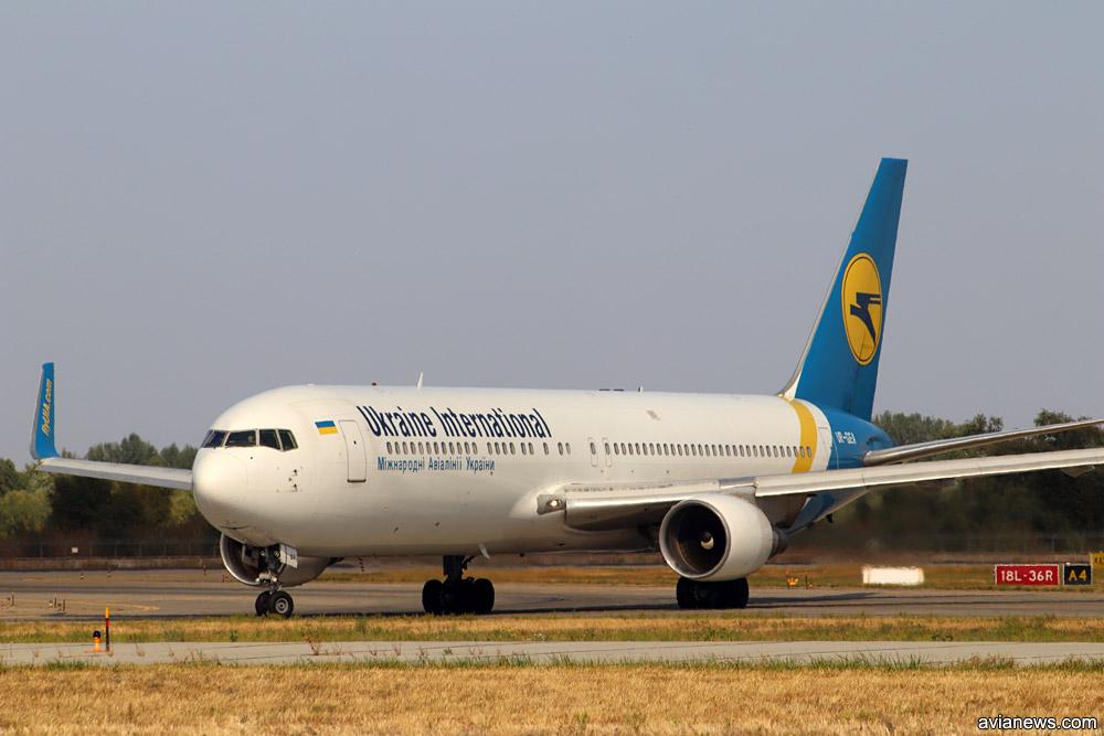 Boeing 767-300ER МАУ