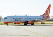 Boeing 737-800 SkyUp UR-SQG