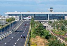 Основной терминал аэропорта Берлина Бранденбург