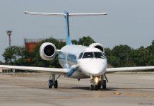 """Embraer 145 """"Роза Ветров"""""""