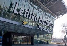 Терминал в аэропорту Братислава