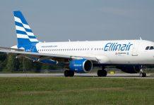 Airbus A320 Ellinair