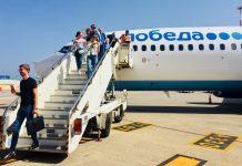 """Boeing 737-800 лоу-коста """"Победа"""""""