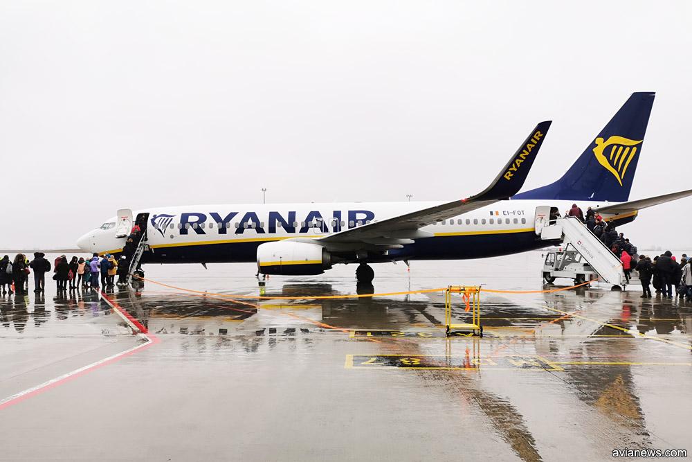 Как Ryanair зарабатывал и тратил деньги в конце 2019 года - avianews.com