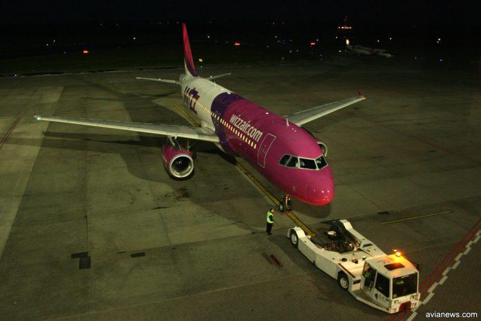 Wizz Air уволит 19% персонала и сократит зарплаты