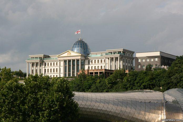 Президентский дворец в Тбилиси