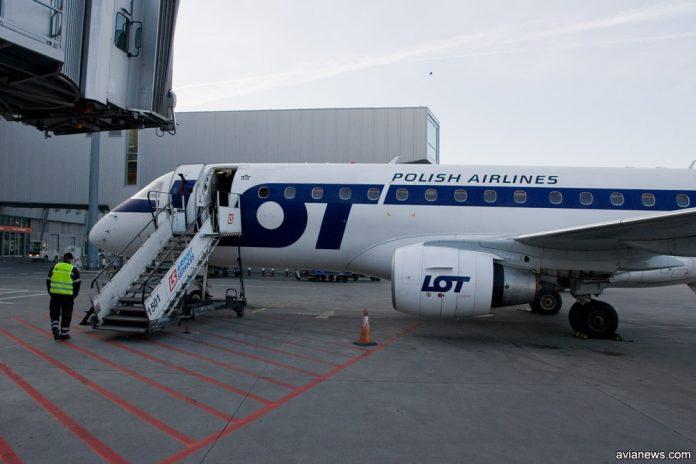 Embraer 170 LOT