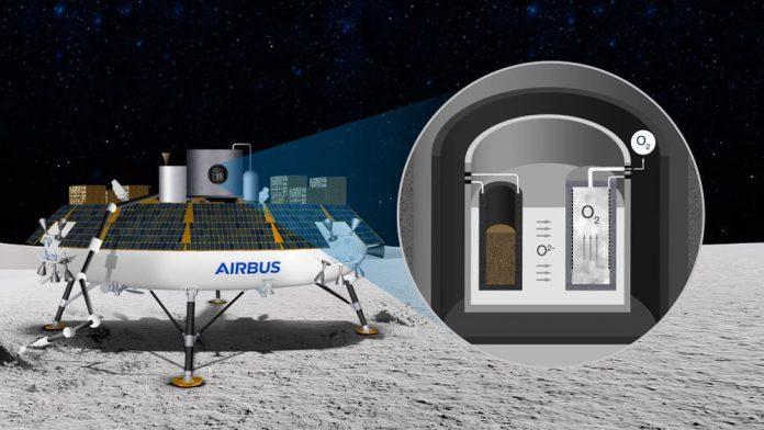 Космический корабль Airbus с реактором ROXY