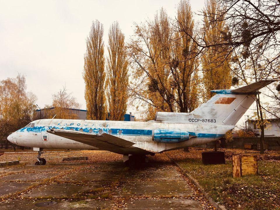 Як-40 СССР-87683