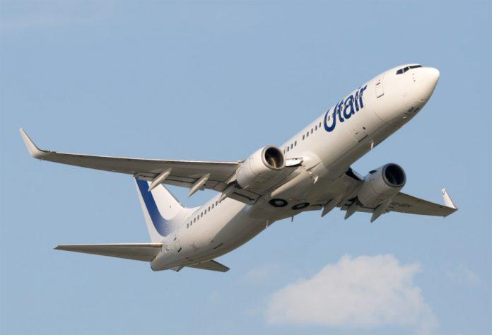 Boeing 737 Utair