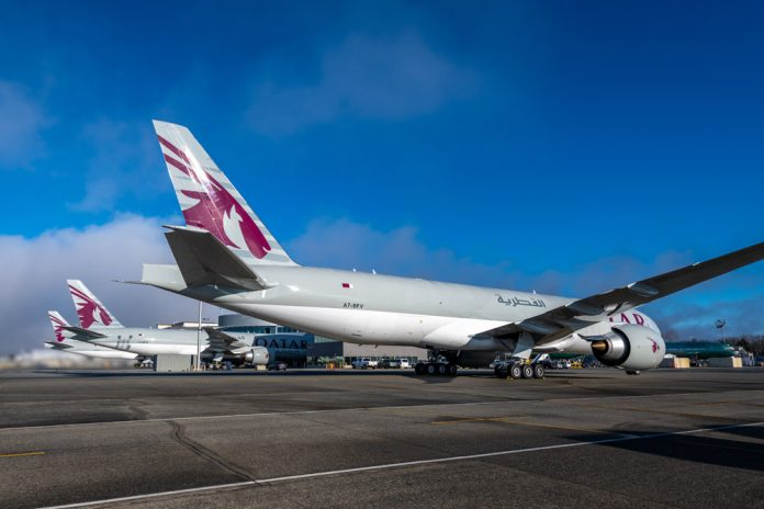 Три Boeing 777F для Qatar Airways