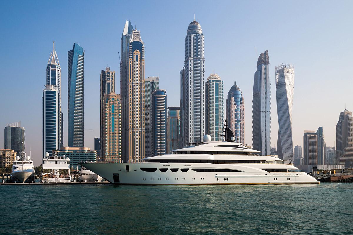 Dubai Marina, Дубай