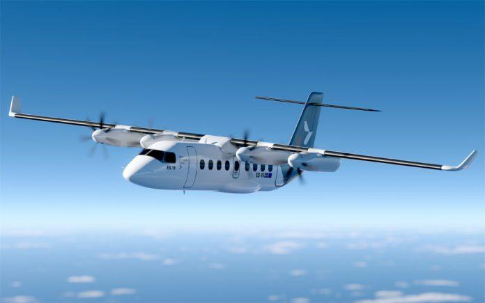 Электрический самолет Heart Aerospace HS-19