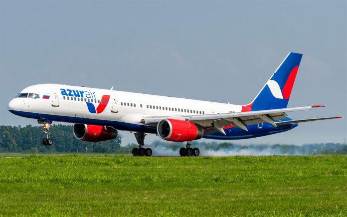 Boeing 757 Azur Air