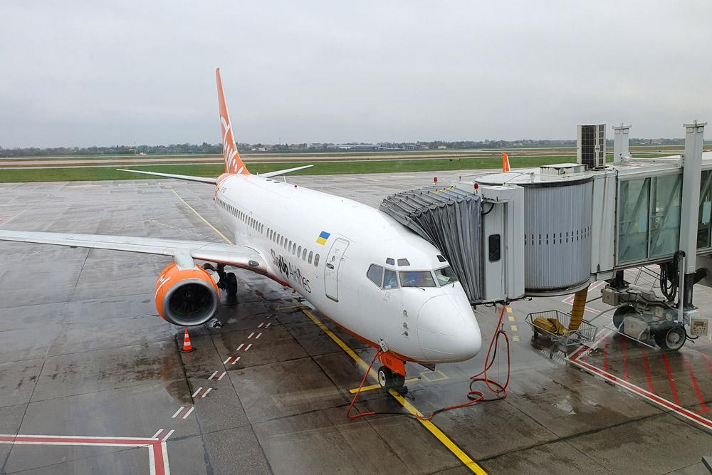 Boeing 737-700 SkyUp
