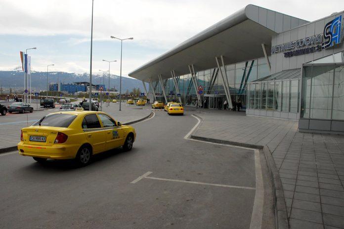Терминал 2 в аэропорту София