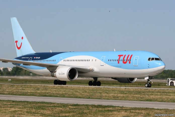 Boeing 767 TUI