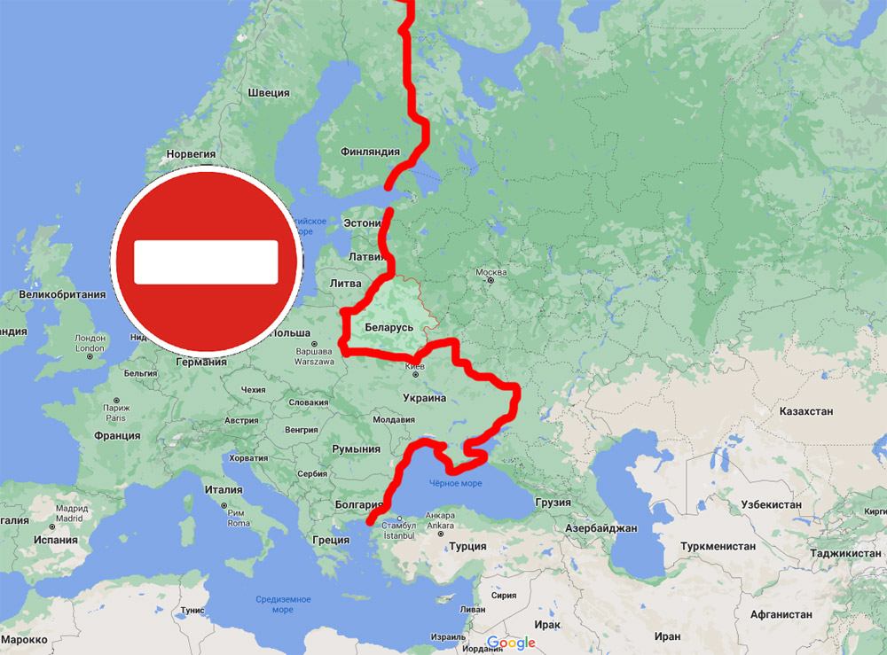 """Как Евросоюз и Украина могут закрыть небо для """"Белавиа"""""""