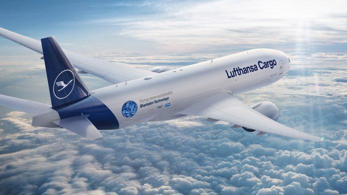 Boeing 777F Lufthansa
