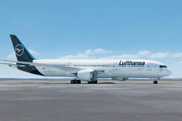 Boeing 787-9 Dreamliner Lufthansa