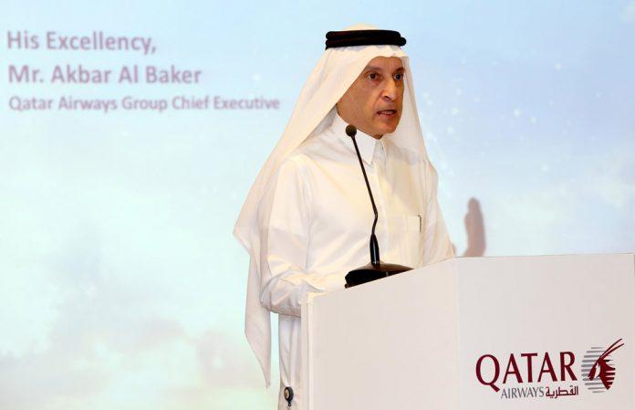 Глава Qatar Airways Акбар аль-Бакер