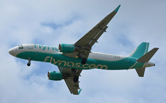 Airbus A320 Flynas