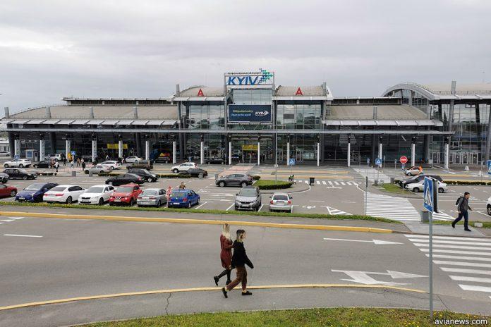 Терминал А в аэропорту