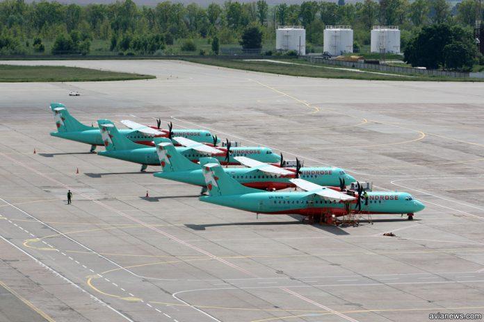 Самолеты ATR 72-600